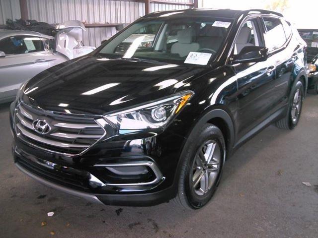Hyundai Santa Fe 2018 price Call for Pricing.