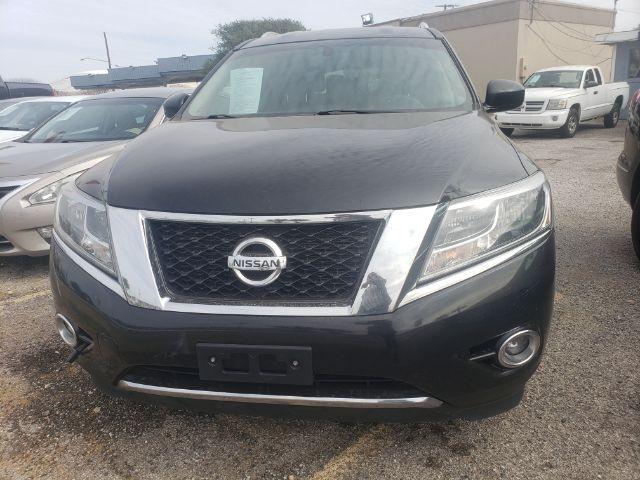 Nissan Pathfinder 2016 price $0