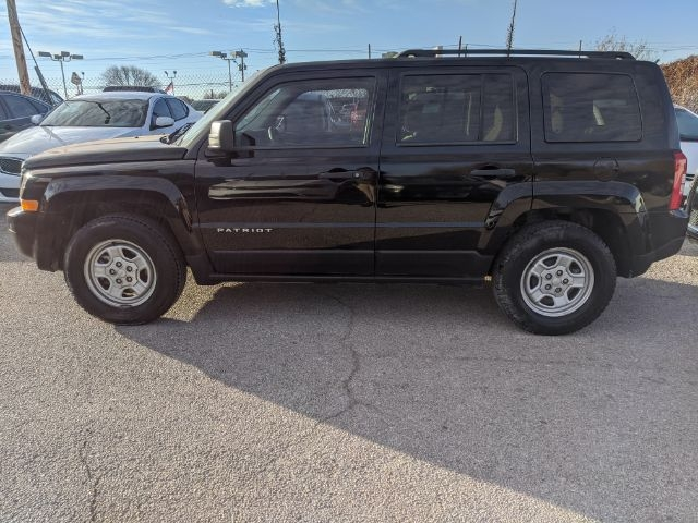 Jeep Patriot 2016 price $0