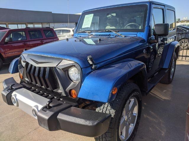 Jeep Wrangler 2010 price $0