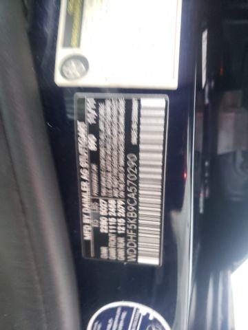 Mercedes-Benz E-Class 2012 price $0