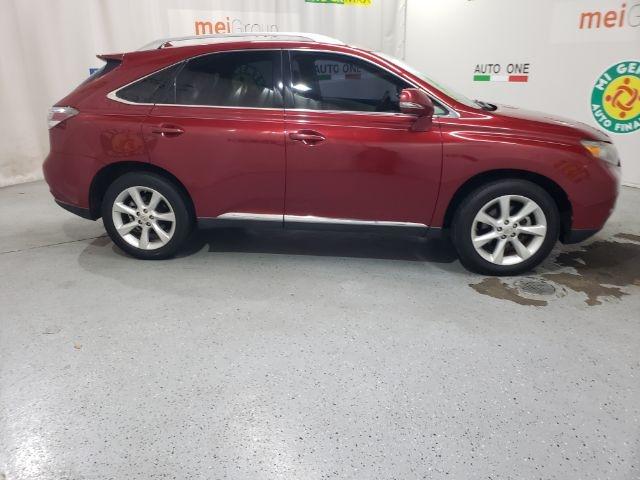 Lexus RX 350 2011 price $0