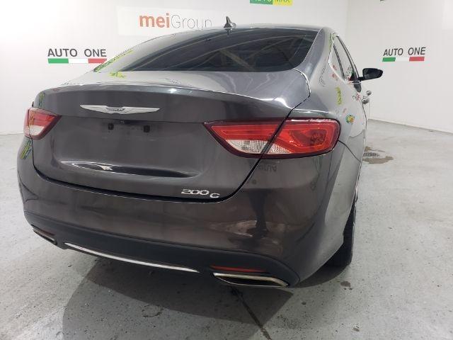 Chrysler 200 2015 price $0