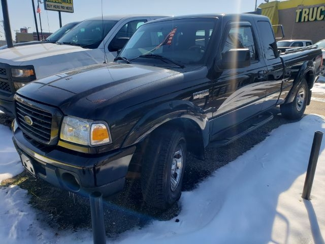Ford Ranger 2009 price $0