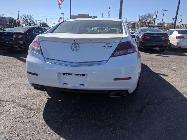 Acura TL 2013 price $0