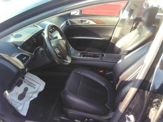 Lincoln MKZ 2016 price $0