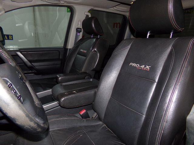 Nissan Titan 2011 price $0