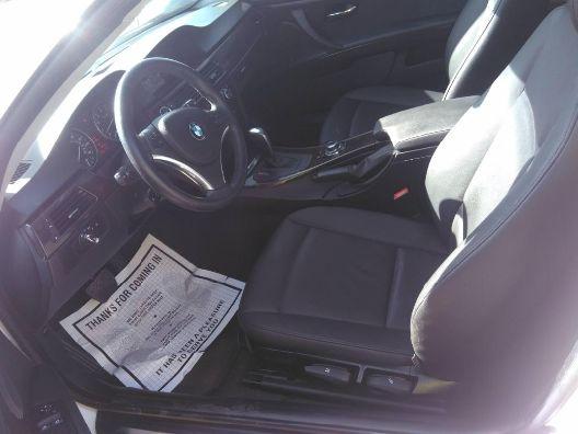 BMW 3-Series 2013 price $0
