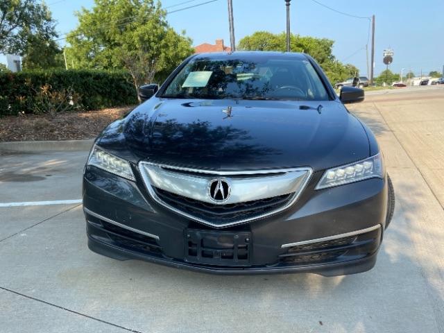 Acura TLX 2015 price $0