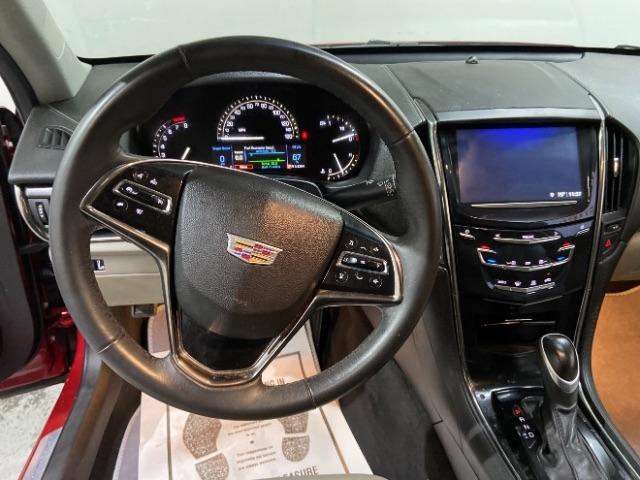 Cadillac ATS 2018 price $0