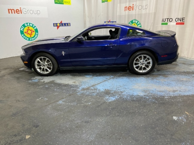 Ford Mustang 2011 price $0