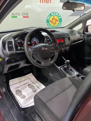 Kia Forte 2017 price $0