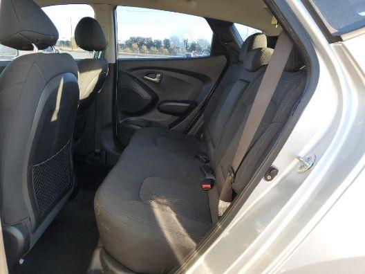 Hyundai Tucson 2010 price $0