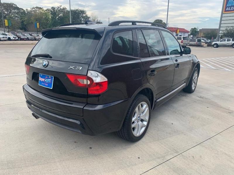 BMW X3 2006 price $9,995