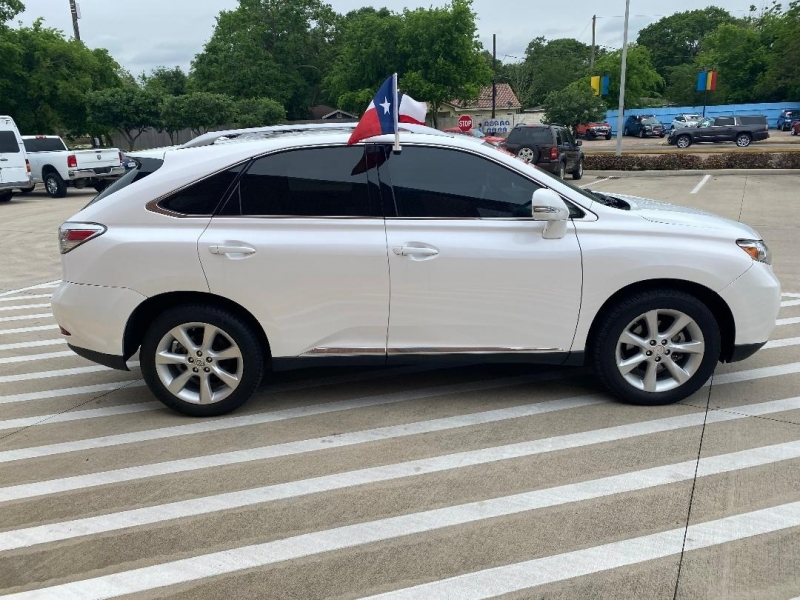 Lexus RX 2012 price Call for Pricing.