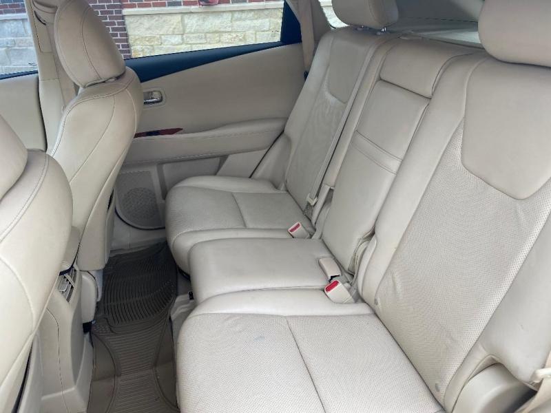 LEXUS RX 2012 price $18,995