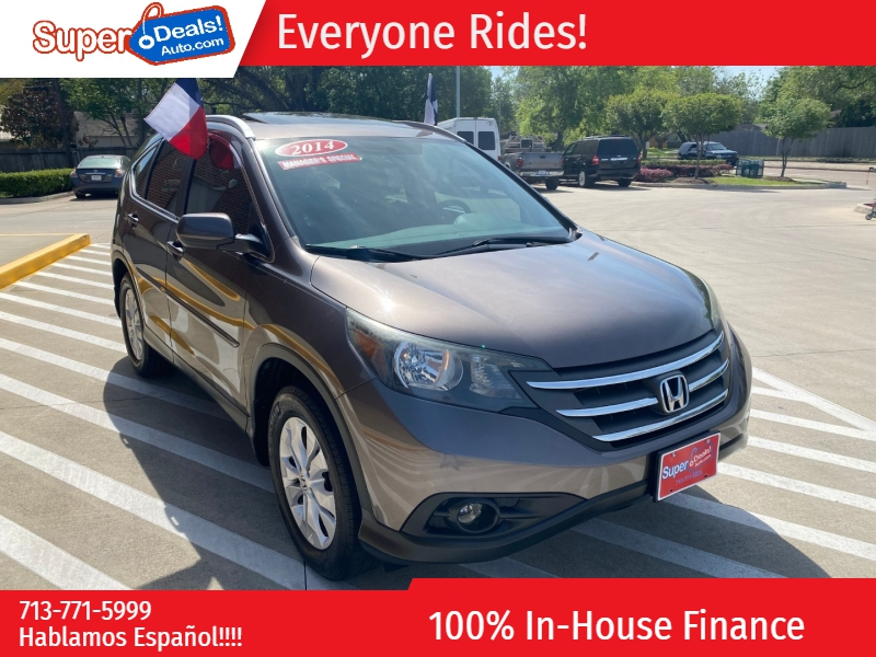 HONDA CR-V 2014 price $18,995