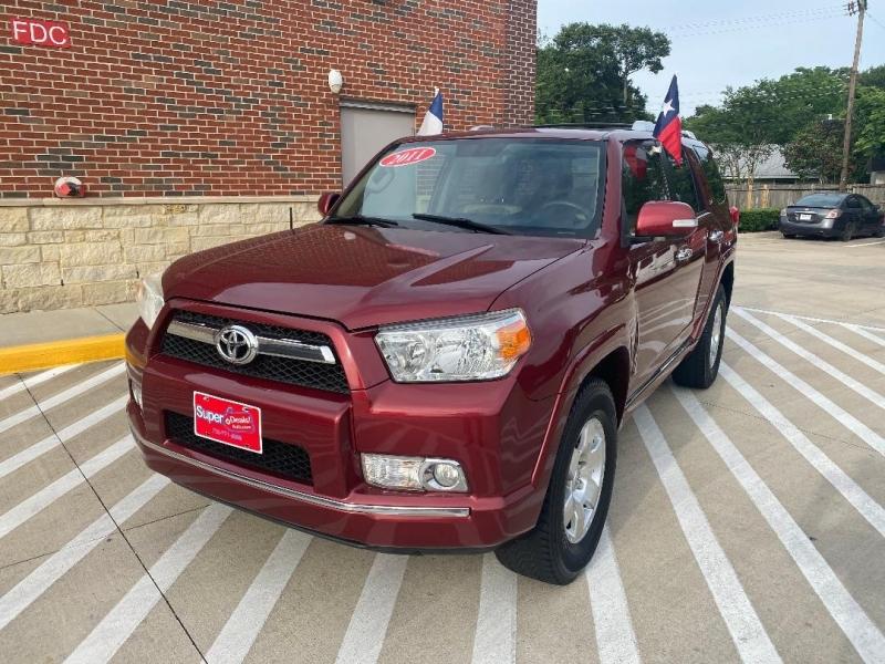 TOYOTA 4RUNNER 2011 price $19,995