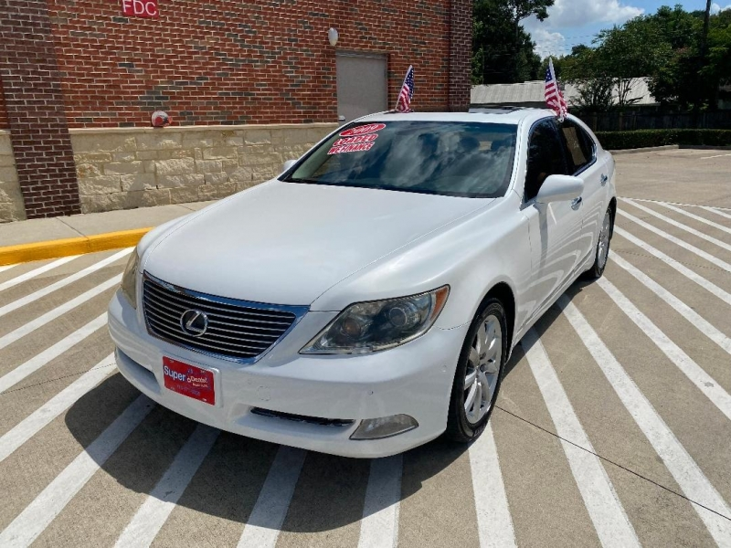 Lexus LS 2009 price Call for Pricing.