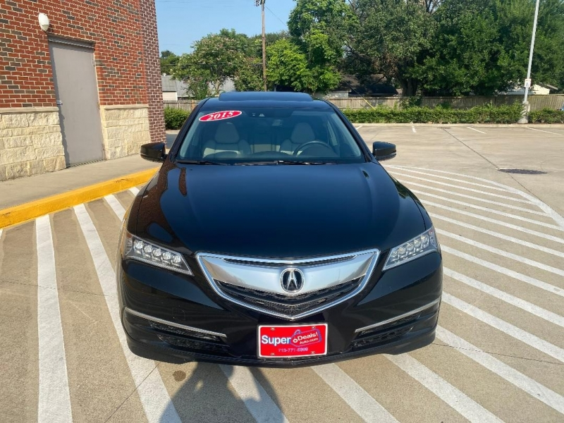 Acura TLX 2015 price Call for Pricing.