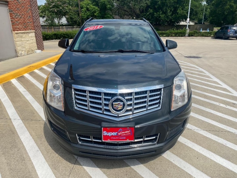 Cadillac SRX 2014 price Call for Pricing.