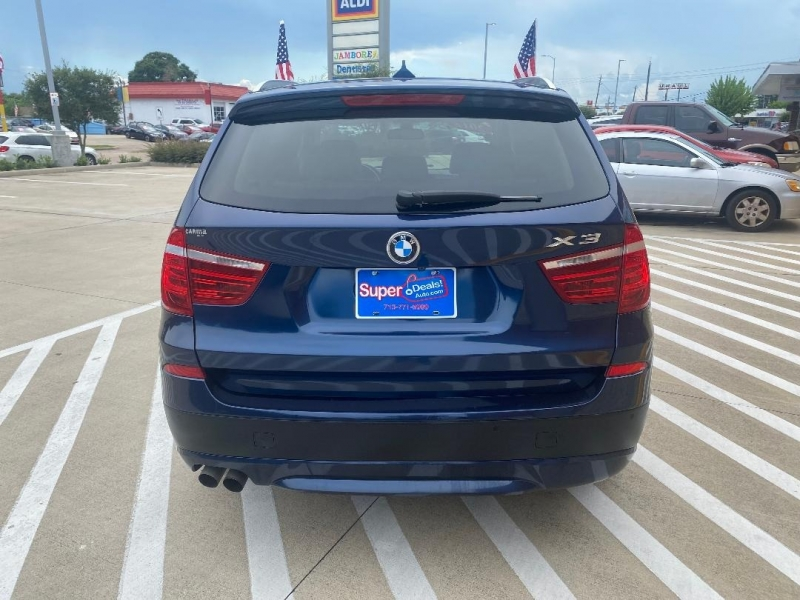 BMW X3 2012 price Call for Pricing.