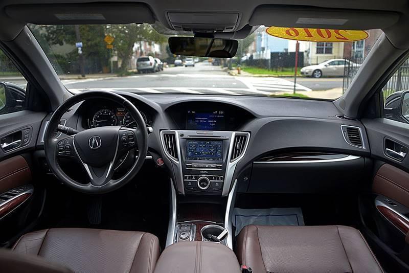 Acura TLX 2016 price $20,100