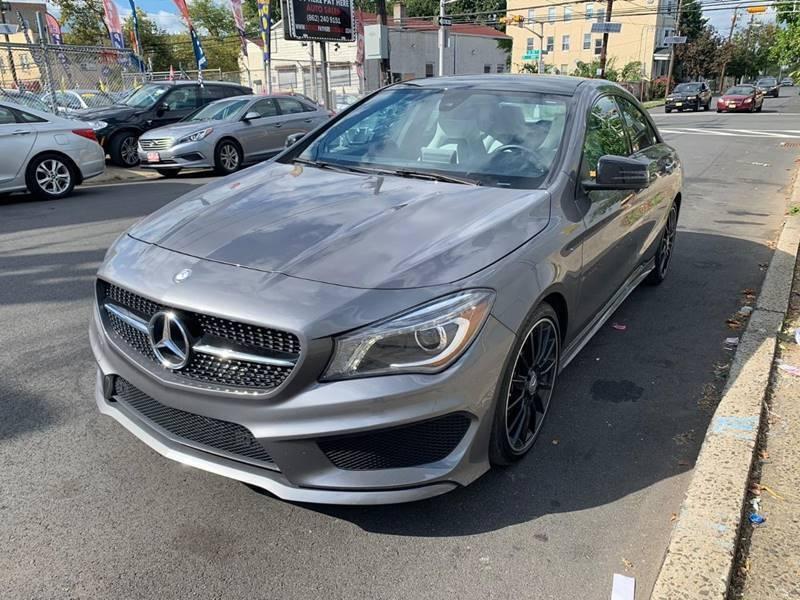 Mercedes-Benz CLA 2016 price $20,854