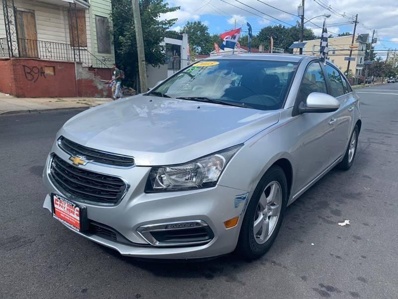 Chevrolet Cruze 2015 price $10,200