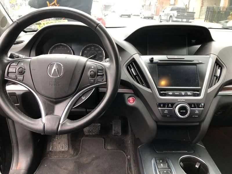 Acura MDX 2016 price $24,500