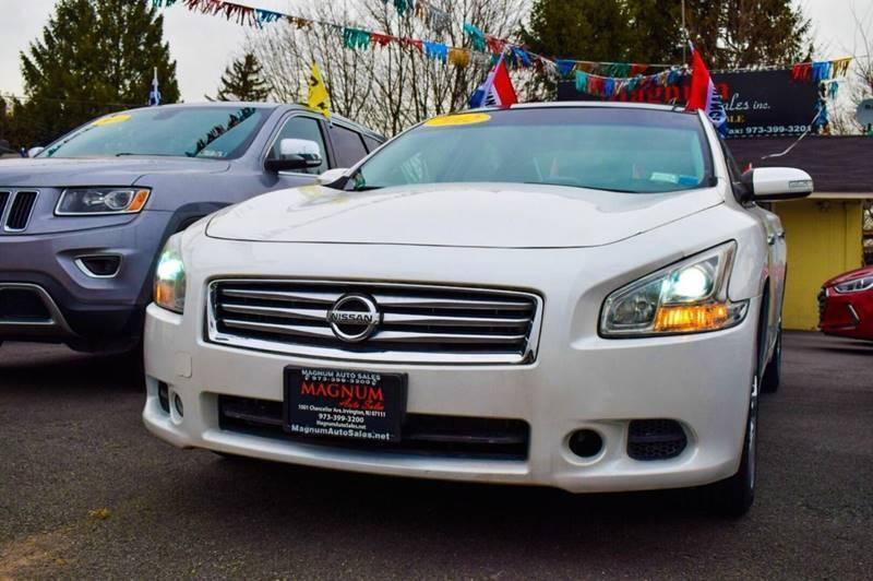 Nissan Maxima 2012 price $8,850