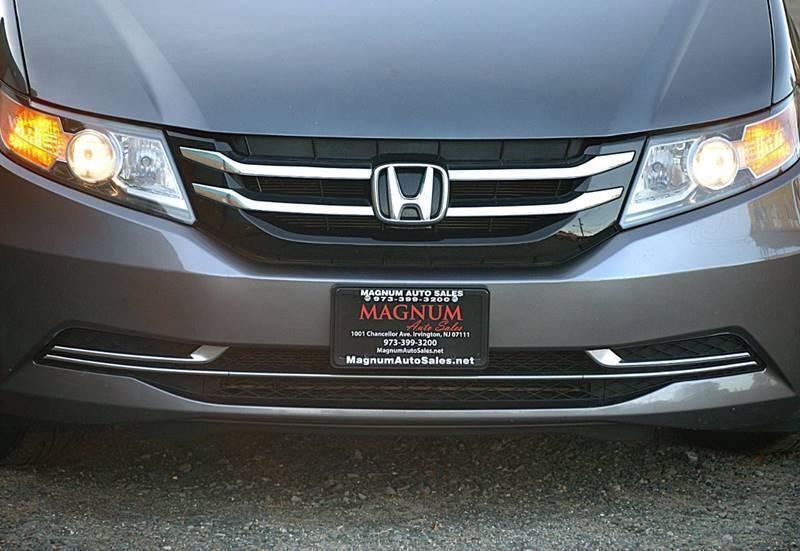 Honda Odyssey 2015 price $499