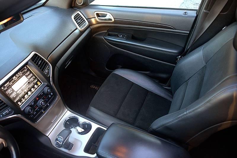 Jeep Grand Cherokee 2014 price $499