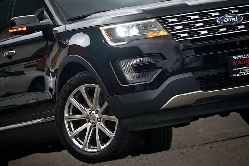 Ford Explorer 2016 price $16,500
