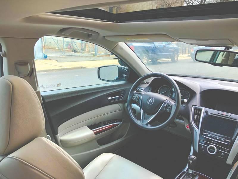 Acura TLX 2016 price $19,500