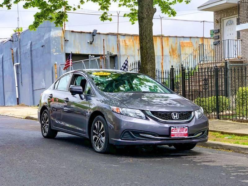 Honda Civic 2015 price $499