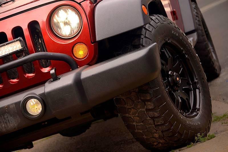 Jeep Wrangler Unlimited 2007 price $499