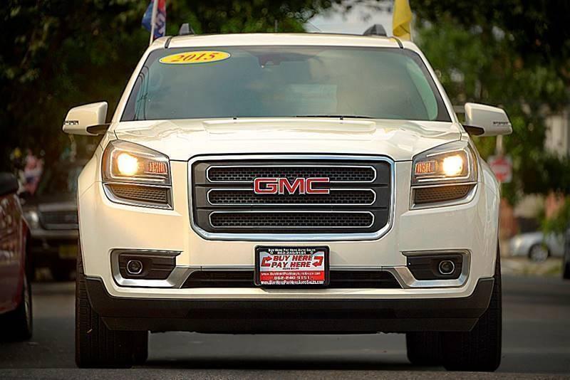 GMC Acadia 2015 price $16,500