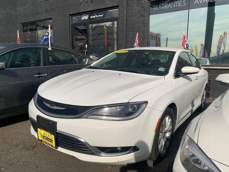 Chrysler 200 2015 price $13,500