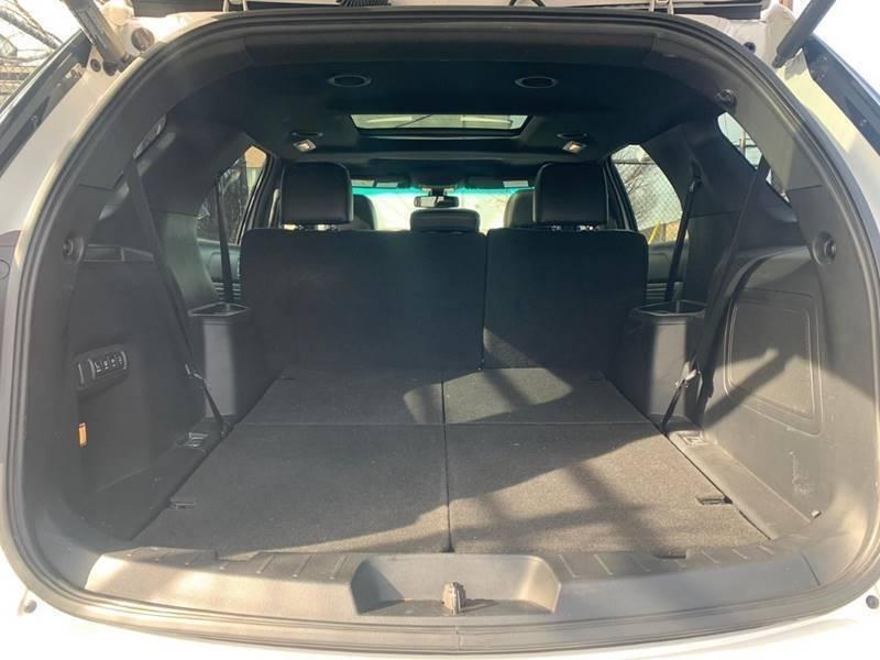Ford Explorer 2016 price $18,500