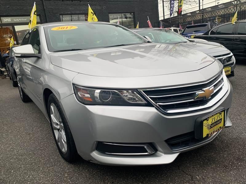 Chevrolet Impala 2017 price $17,500