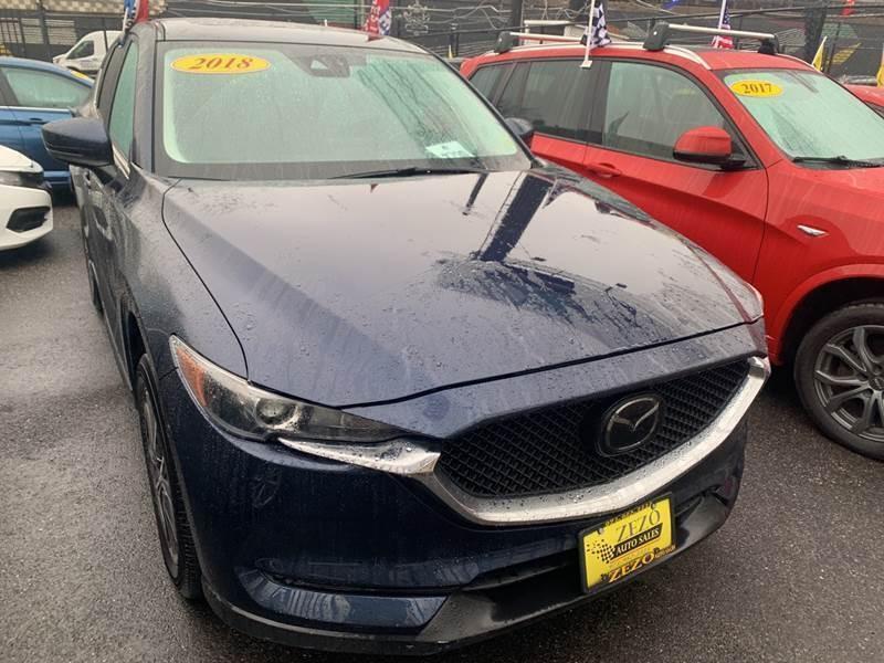 Mazda CX-5 2018 price $22,500