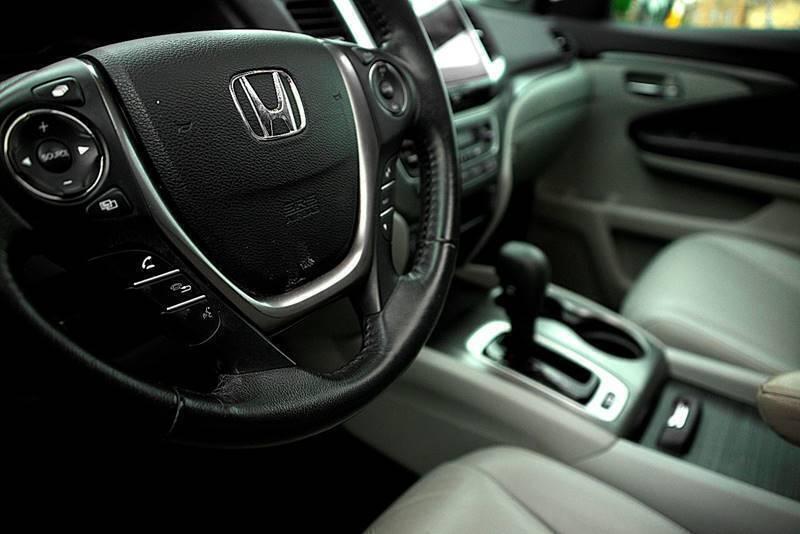 Honda Pilot 2016 price $999