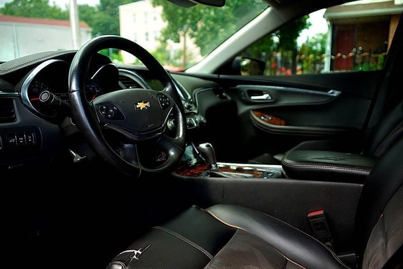 Chevrolet Impala 2015 price $15,200