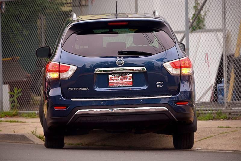 Nissan Pathfinder 2015 price $999