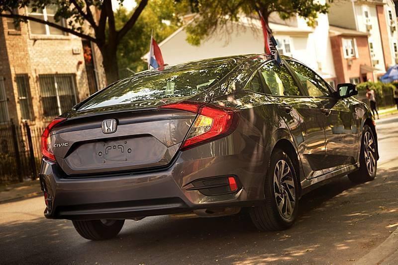 Honda Civic 2016 price $499