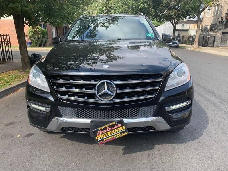 Mercedes-Benz M-Class 2012 price $15,750