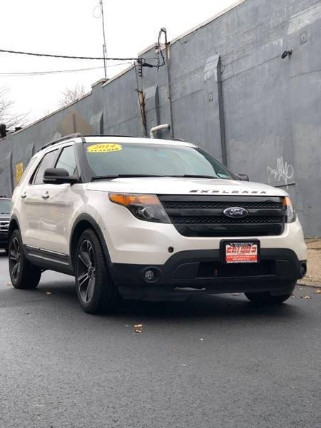 Ford Explorer 2014 price $15,600