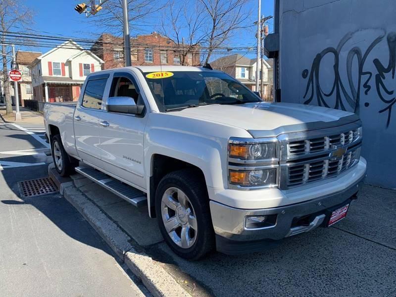 Chevrolet Silverado 1500 2015 price $32,800