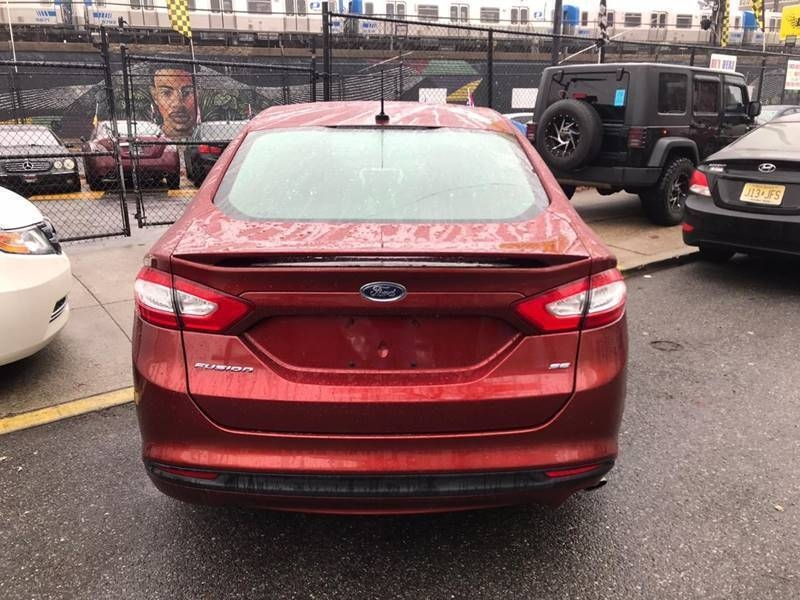 Ford Fusion 2014 price $8,000